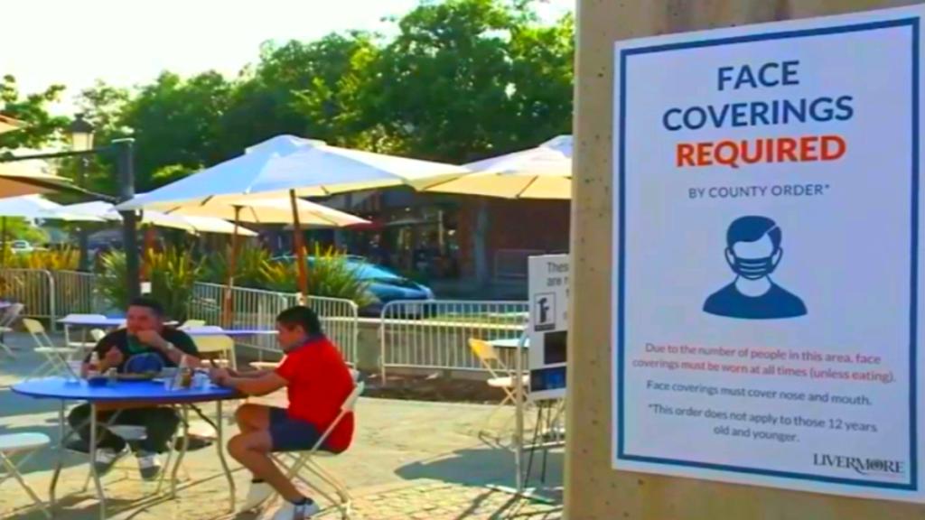 пандемия коронавируса: посещение ресторанов