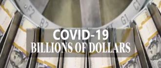 Борьба с коронавирусом: $9 трлн