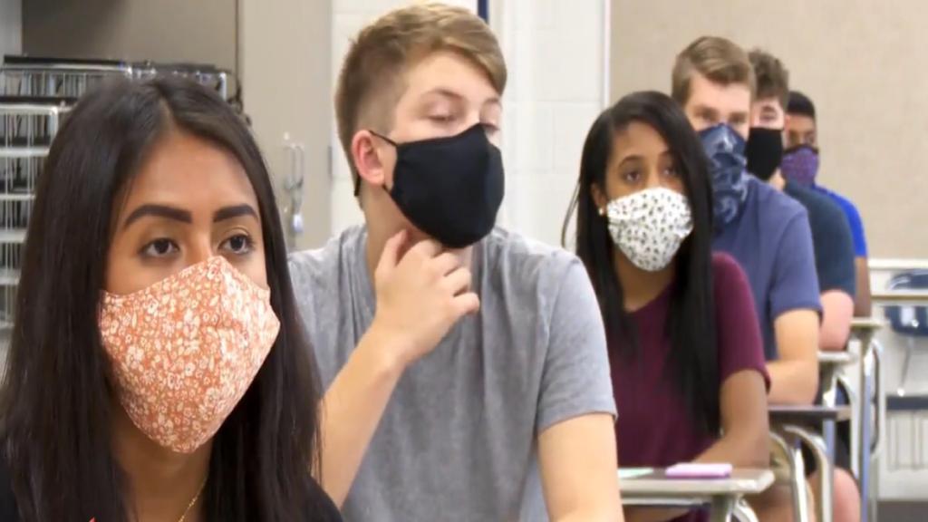 маски от COVID-19 у детей