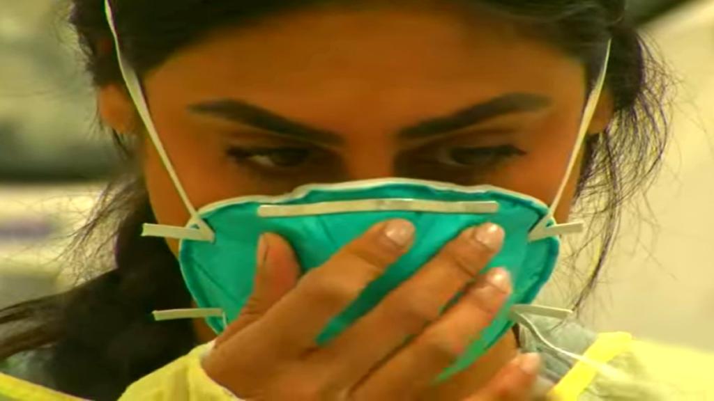 маска помогающая защитится от коронавируса