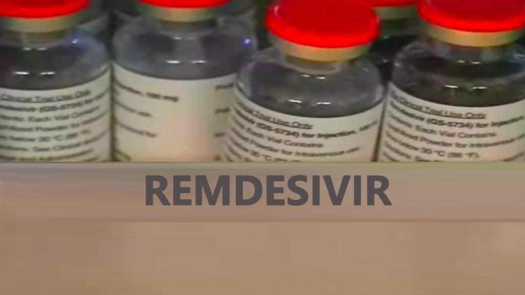 препарат ремдесивир