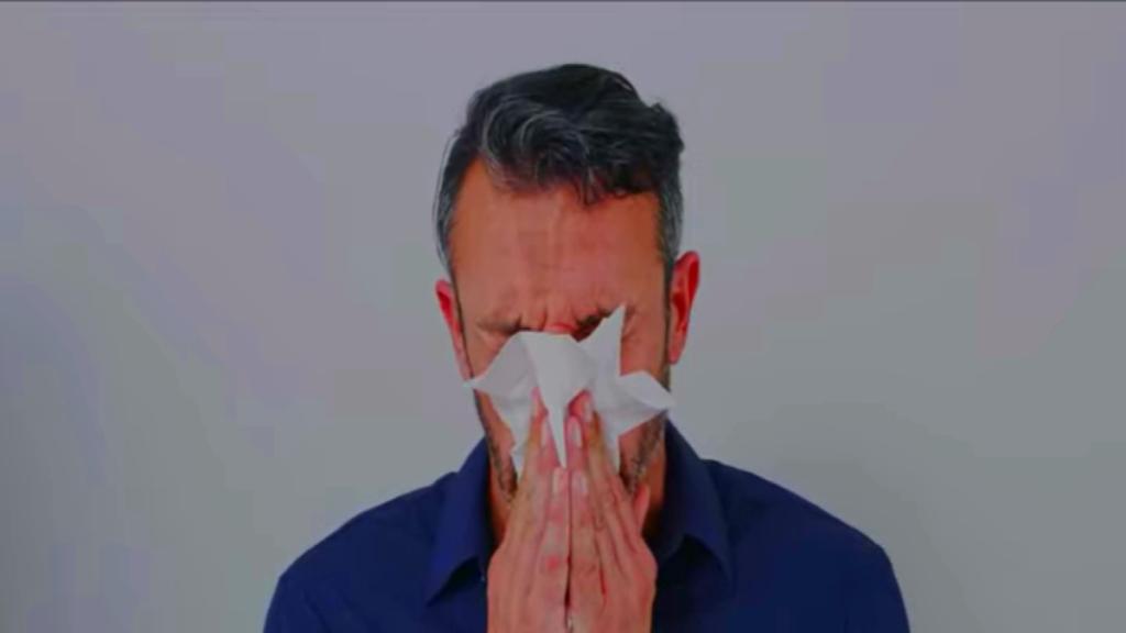чихание как первый симптом коронавируса