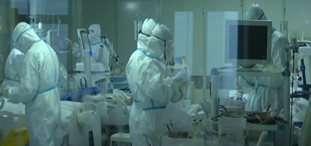 Пневмония при коронавирусе ковид 19