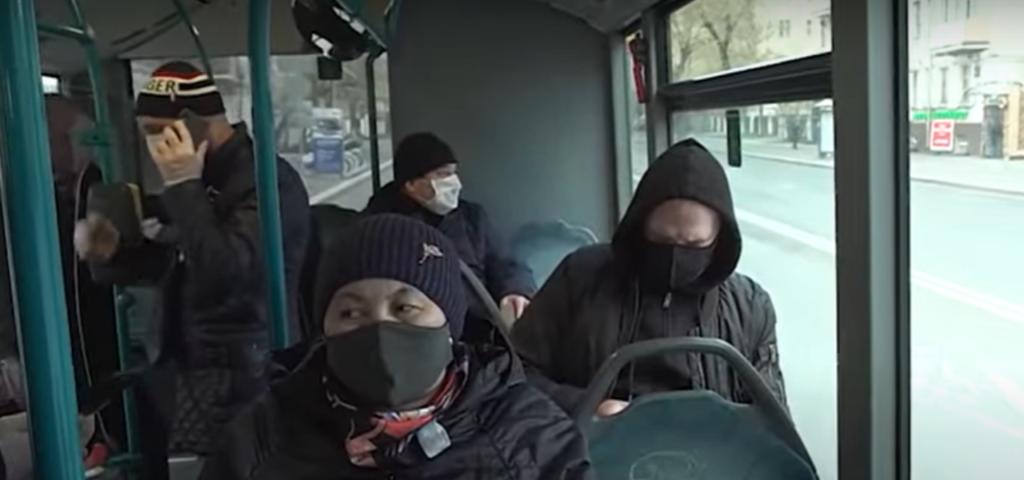 Ограничения в связи с коронавирусом в России