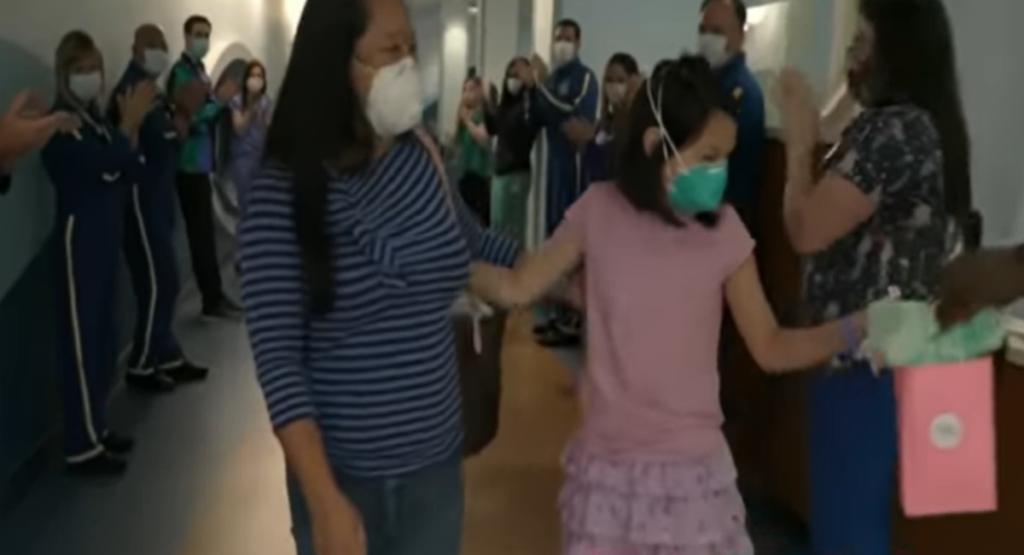 Дети в период коронавируса