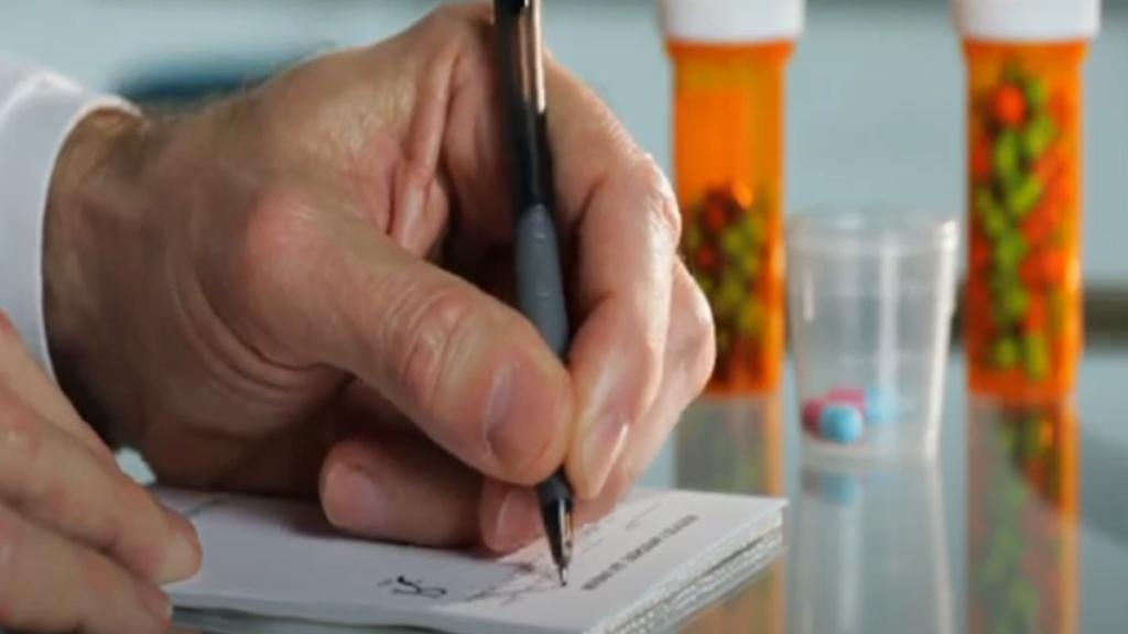 выписка рецепта на лекарство